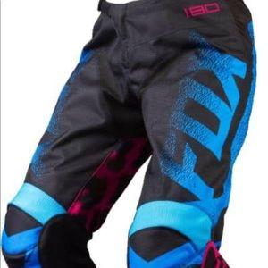 Women's Fox 180 racing pants